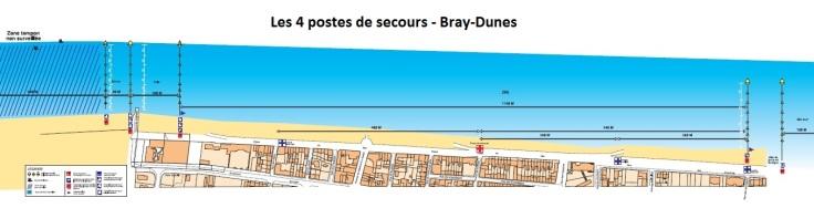 4 postes de secours bray-dunes - dunkerque securite plage.jpg