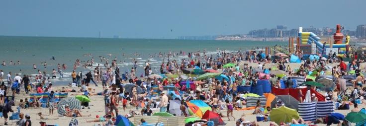 plage de bray-dunes plage
