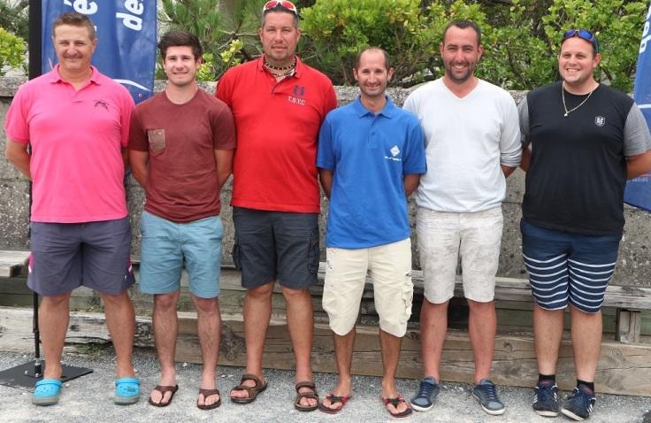 equipe de france hommes surfcasting 2017