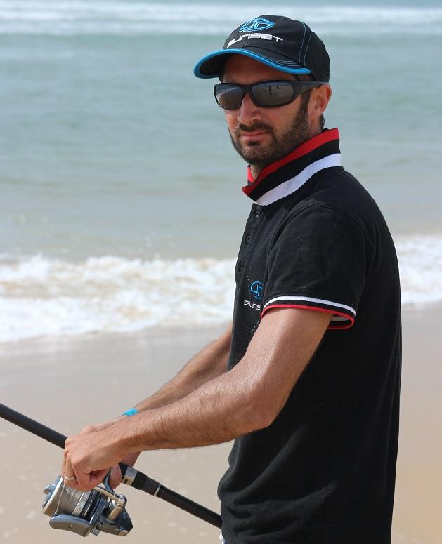frederic baudin equipe de france surfcasting 2017