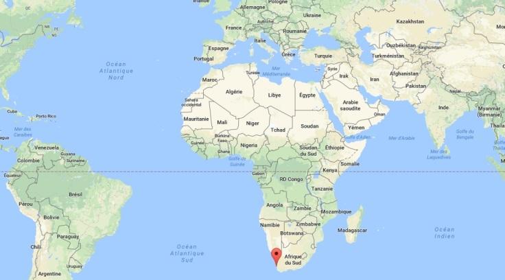 langebaan, afrique du sud