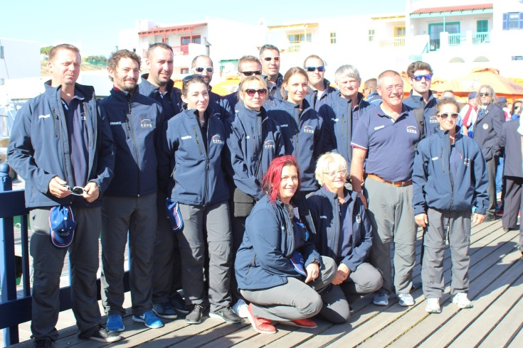 equipes de france 2017 surfcasting afrique du sud