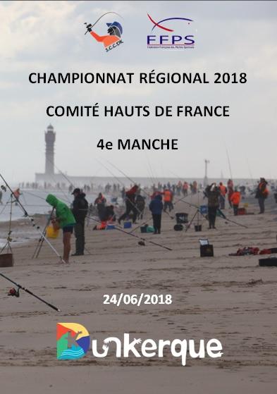 affiche concours de peche sccdk dunkerque championnat regional 2018