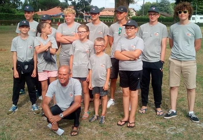 equipe du sccdk cdf jeunes 2018 bias