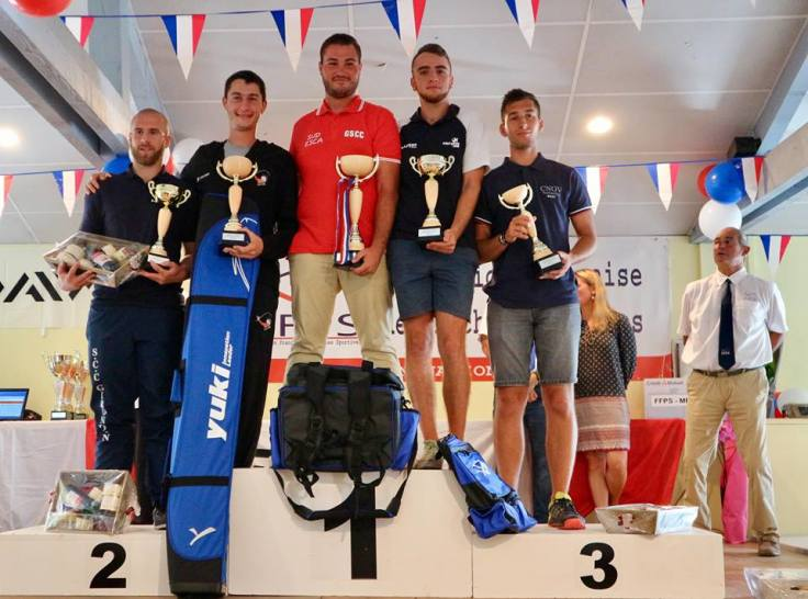 podium espoirs bias 2018